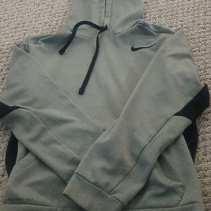 Boys Nike hooded sweatshirt